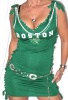 CUSTOM SWAROVSKI TEAM TANK DRESS ANY NAME/TEAM